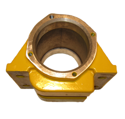 Вибрирующий корпус виброплиты Masalta MS90 - фото 18104
