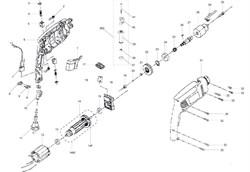 Шарик стальной D5 дрели Зубр ЗДУ-680-ЭР (рис.20) - фото 61055