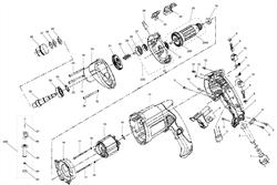 Ротор (z=4) дрели Зубр ЗДУ-850-ЭРМК (рис. 20) - фото 61147