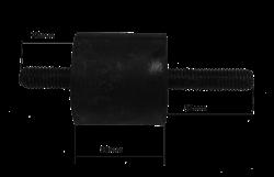 Гаситель вибраций - фото 6408