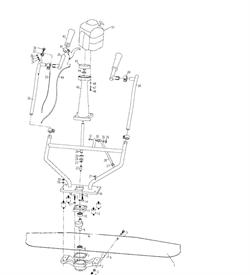 Прокладка виброрейки Masalta MCD-4 - фото 6446