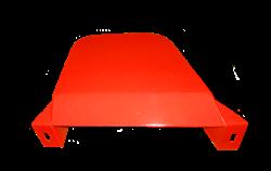 Кожух ремня верхний виброплиты DIAM VMR-115 - фото 8466