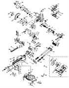 Статор пилы торцовочно - усовочной корвет 4-420 (рис.75)