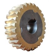 Шестерня редуктора шнека снегоуборщика 26 зубьев, под вал 19 мм, наружный диаметр 87 мм
