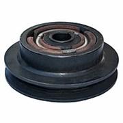 Сцепление виброплиты в сборе (Высота 52,5 мм, внутренний диаметр 20 мм, внешний диаметр 128 мм, одноременная )