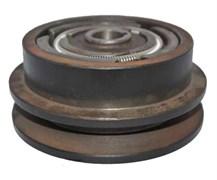 Сцепление виброплиты в сборе (внутренний диаметр 19 мм, внешний диаметр 115 мм, одноременная ремень 13 мм )