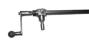 Рычаг регулировки подъема диска в сборе нарезчика швов Masalta MFS14-4