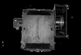 Вибратор (вибрационная коробка) гидравлический виброплиты MASTERPAC PC3820