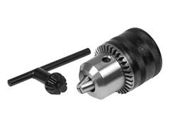 Патрон для дрели 1.5-13MM B16 с ключом