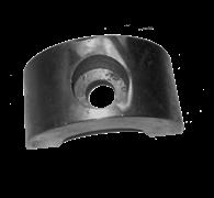 Блок эксцентриков виброплиты Masterpac PC6040