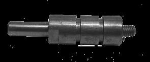 Шпиндель виброблока виброплиты DIAM VMR-115