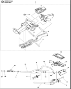 WASHER электрического высокочастотного резчика Husqvarna POWER CUTTERS K6500 II, (2016-06) (966726-01) (рис.41)