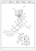 Шкив для двигателя культиватора TEXAS Hobby 400 B (рис.020)
