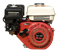Двигатель GX 160 вал 20 мм - фото 30771