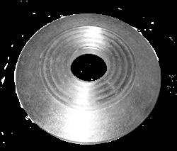 Фланец диска (внешний) нарезчика швов Masalta MF16-4 - фото 108556