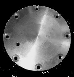 Крышка редуктора двухроторной затирочной машины Masalta MRT73