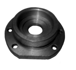 Левый опорный фланец редуктора затирочной машины Masalta MRT73 - фото 13324