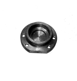 Правый опорный фланец редуктора затирочной машины Masalta MRT73 - фото 13325