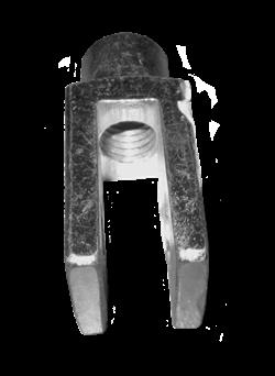 U соединитель двухроторной затирочной машины Masalta MRT73