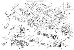 Штифт фиксатора cтанка пильного-универсального Корвет 8-31 (рис.111) - фото 19724