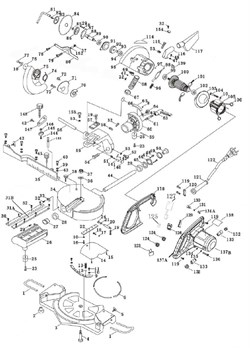 Втулка шнура пилы торцовочно - усовочной корвет 4 (рис.121) - фото 20382