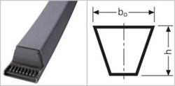 Приводной клиновой ремень 10X445 Z17,5 Z 468 - фото 26135