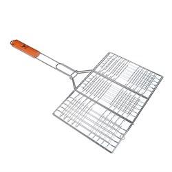 GRILLBOOM Решетка-гриль хром., 23х35х2 см