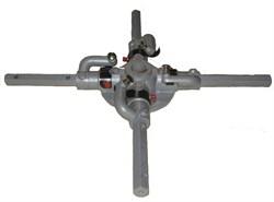 Крестовина правая двухроторной затирочной машины Tremmer CT836