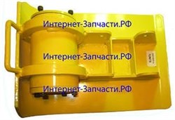 Трамбующее основание с корпусом вибратора виброплиты Masalta MS50-2 - фото 29807