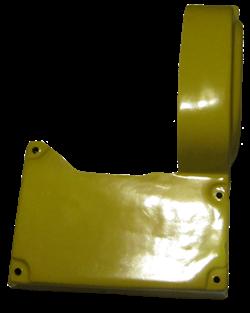 Кожух ремня виброплиты Masalta MS330 - фото 30005
