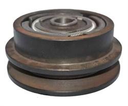 Сцепление виброплиты в сборе (внутренний диаметр 19 мм, внешний диаметр 115 мм, одноременная ремень 13 мм ) - фото 30122