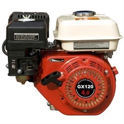 Двигатель бензиновый GX 120 (S тип 18 мм шпонка)