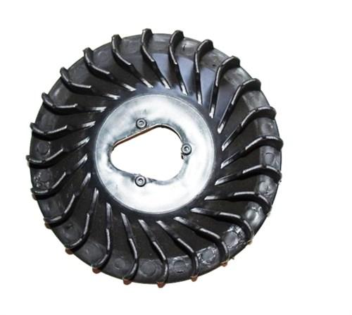 Крыльчатка охлаждения бензинового двигателя GX120