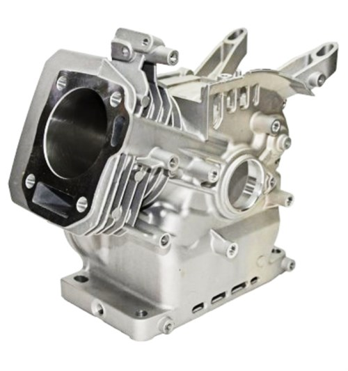 Блок бензинового двигателя GX160, Картер GX160