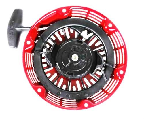 Стартер ручной на бензиновый двигатель GX160 (круглые усы)