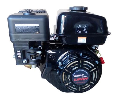 Двигатель бензиновый LIFAN 168F-2 ECO (6,5 л.с.)