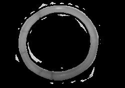 Уплотнительное кольцо виброплиты Masterpac  PCR3610 - фото 5273