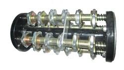 Барабан для фрезеровальной машины с вольфрамово карбидным лезвием - фото 5395