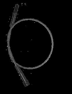 Трос регулировки лопастей затирочной машины GROST ZMD-750 - фото 5625