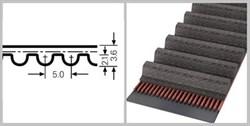 Зубчатый усиленный приводной ремень НТD 385 5М СХР