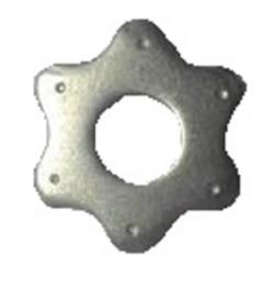 Звездочки фрезы по бетону (ламели) комплект 60 шт - фото 5809