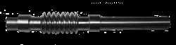 Червячный вал редуктора затирочной машины Masalta МТ24 - фото 6089