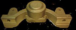 Вибрационный кронштейн виброрейки Masalta MCD-4 - фото 6111