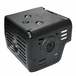 Глушитель для подходит для двигателя GX 420 - фото 61692