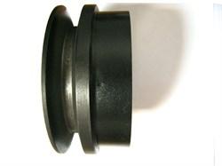 Сцепление центробежное один ручей, профиль А, внешний диаметр 115 мм, внутренний 18 мм