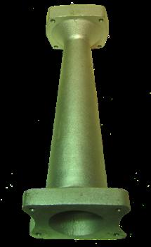 Корпус вала виброрейки Masalta MCD-4 - фото 6210