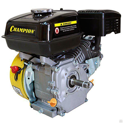 Двигатель CHAMPION  8лс диаметр 25,4 мм шпонка