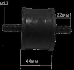 Гаситель вибраций для виброплиты - фото 6517