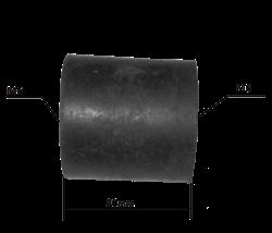 Резиновые виброизоляционные опоры - фото 6627
