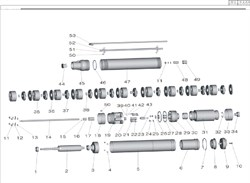 Клапан обратный скважинного насоса Grinda 8-43230-1300-S  (рис.44) - фото 67699
